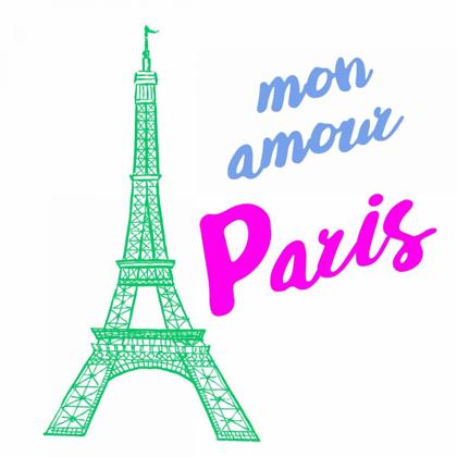 Picture of VIBRANT PARIS